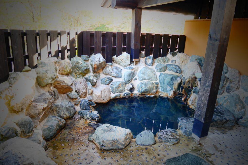 昭和温泉しらかば荘のお風呂1