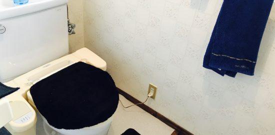 超簡単!トイレ床、クッションフロアの張り替えをDIY