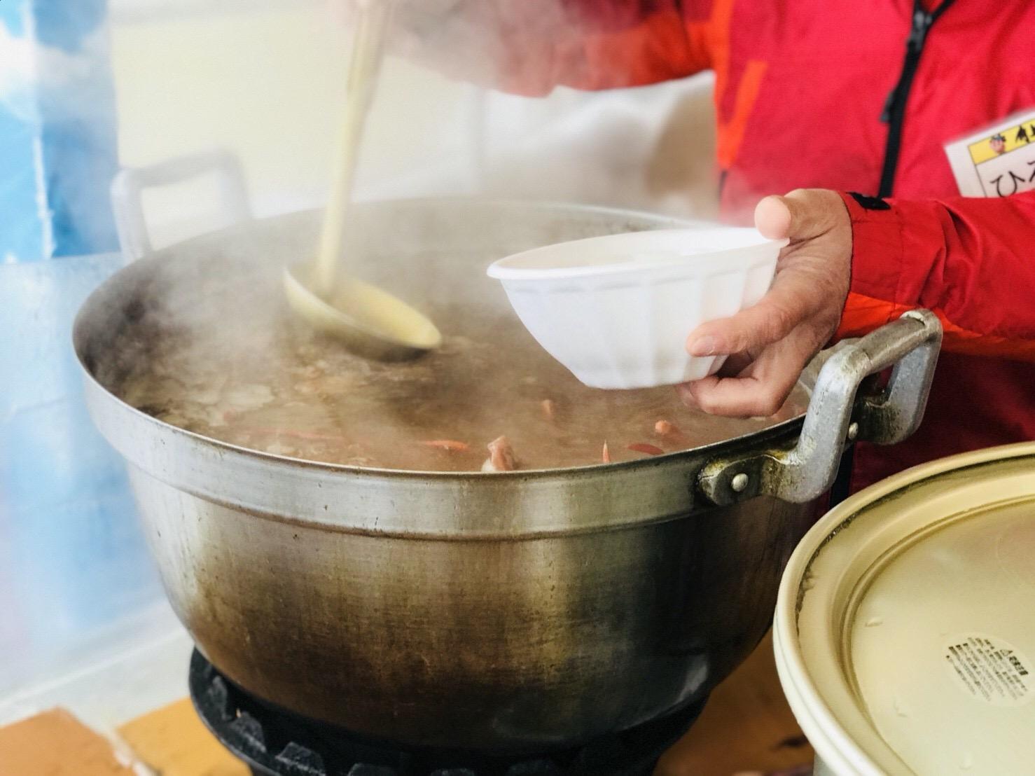新潟県寺泊の番屋汁