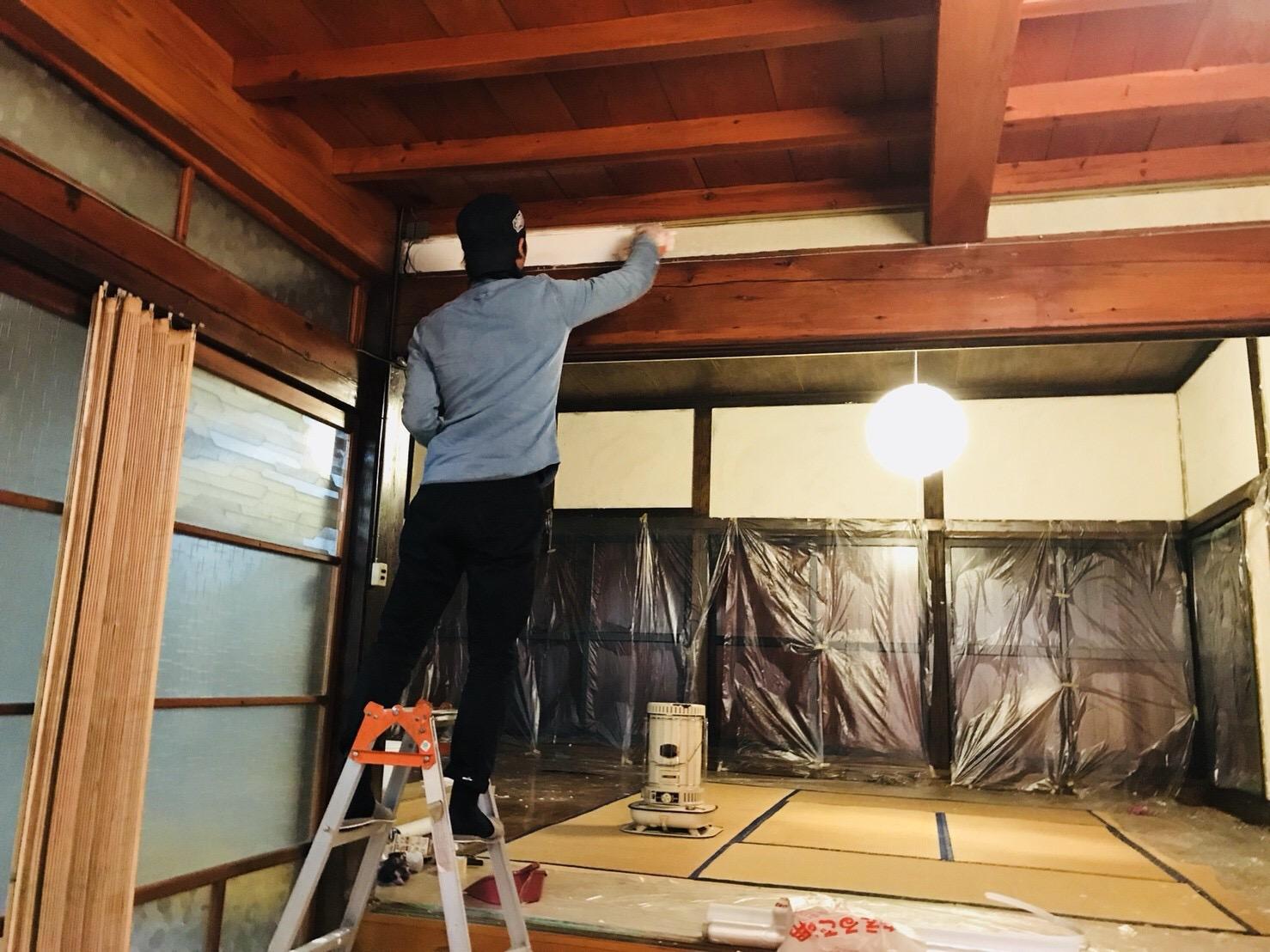 うま〜くヌレールで漆喰を塗る