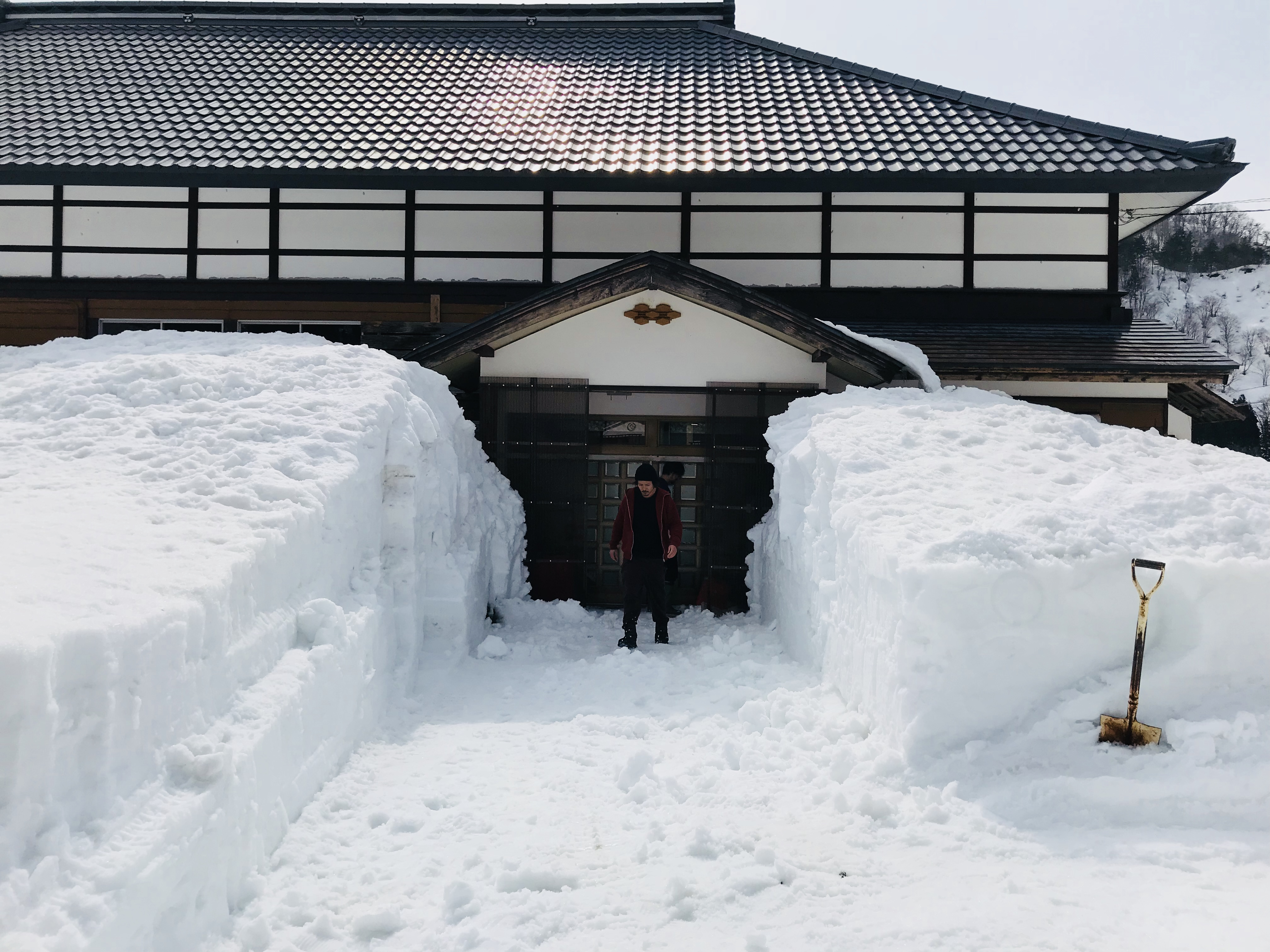 除雪のやり方