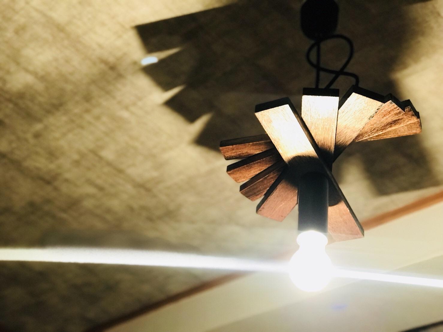 照明をDIY