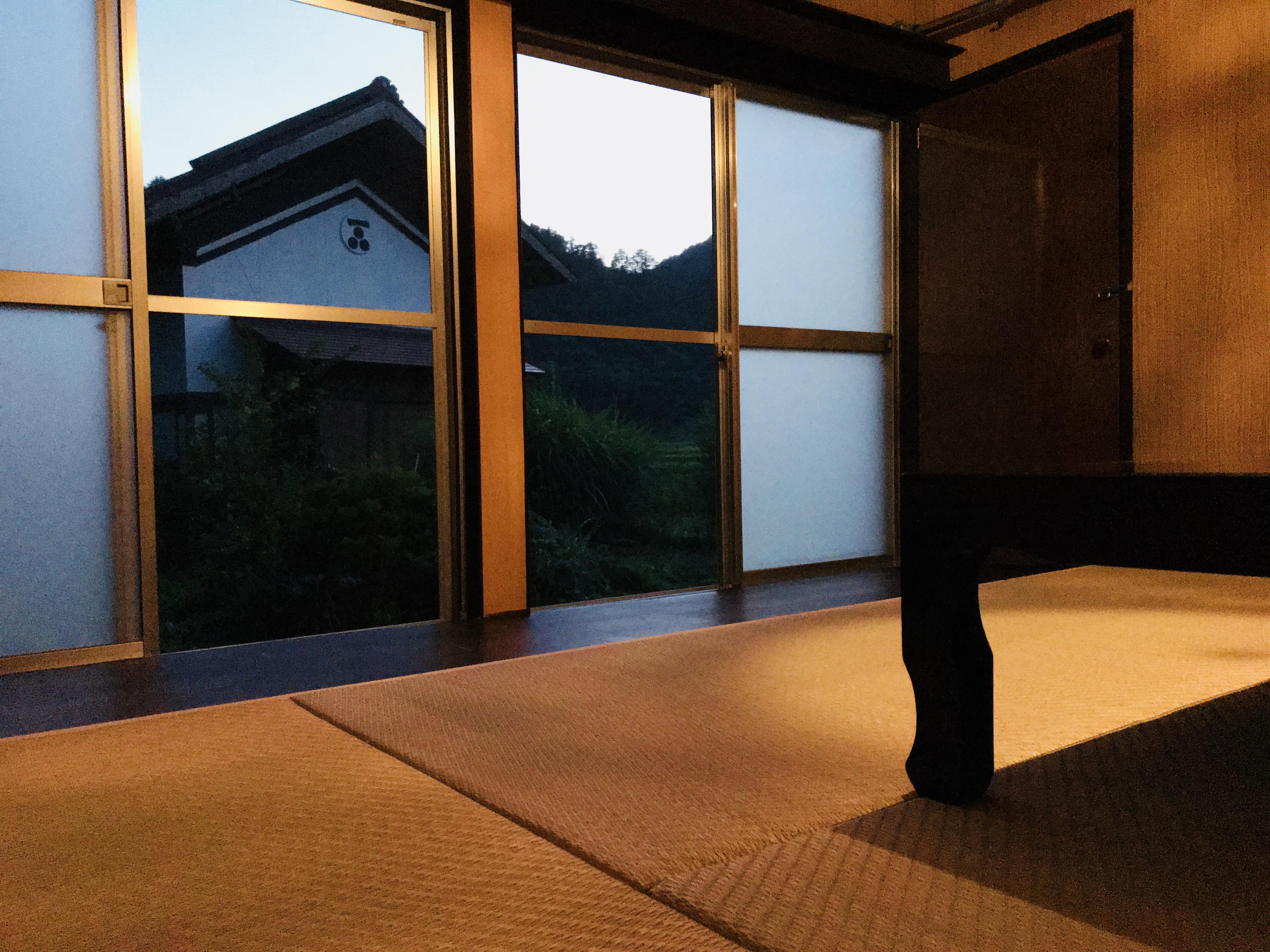 シェアベースの宿泊室