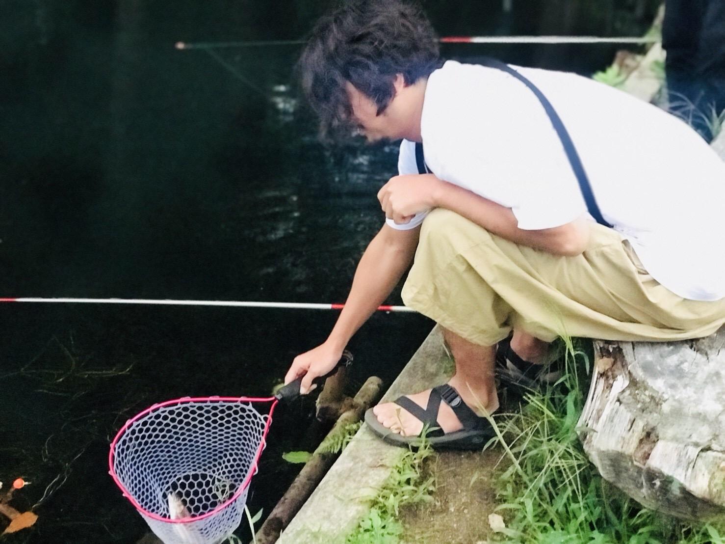 磐梯フィッシングロッジ