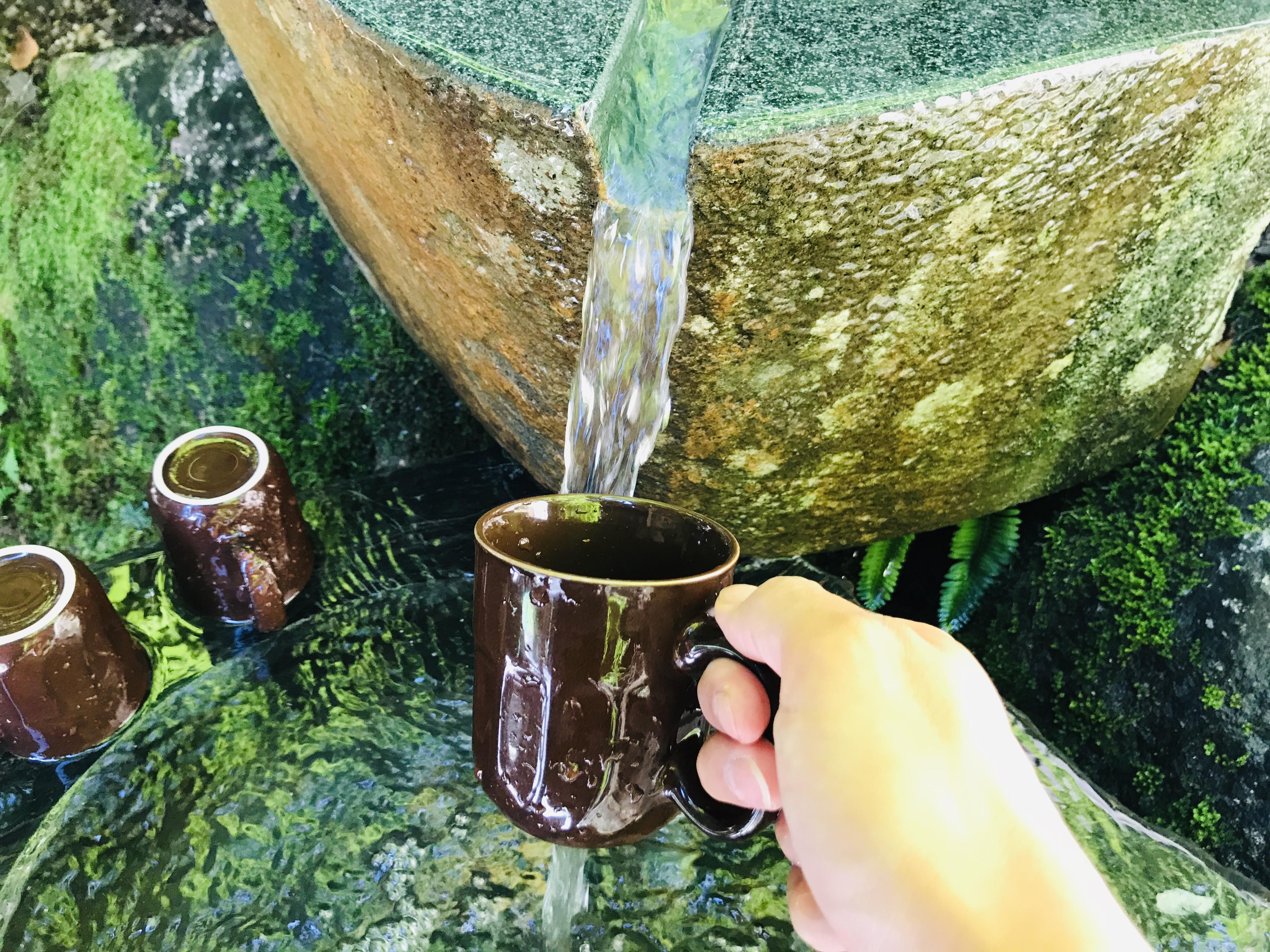 奥会津金山 大塩天然炭酸水