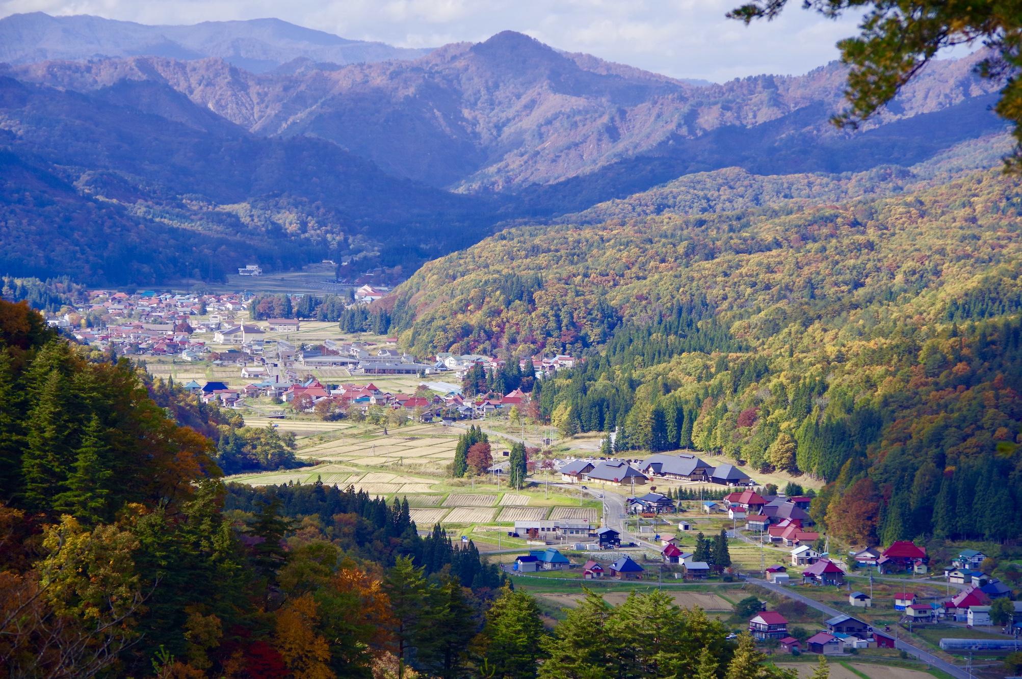 奥会津昭和の森キャンプ場