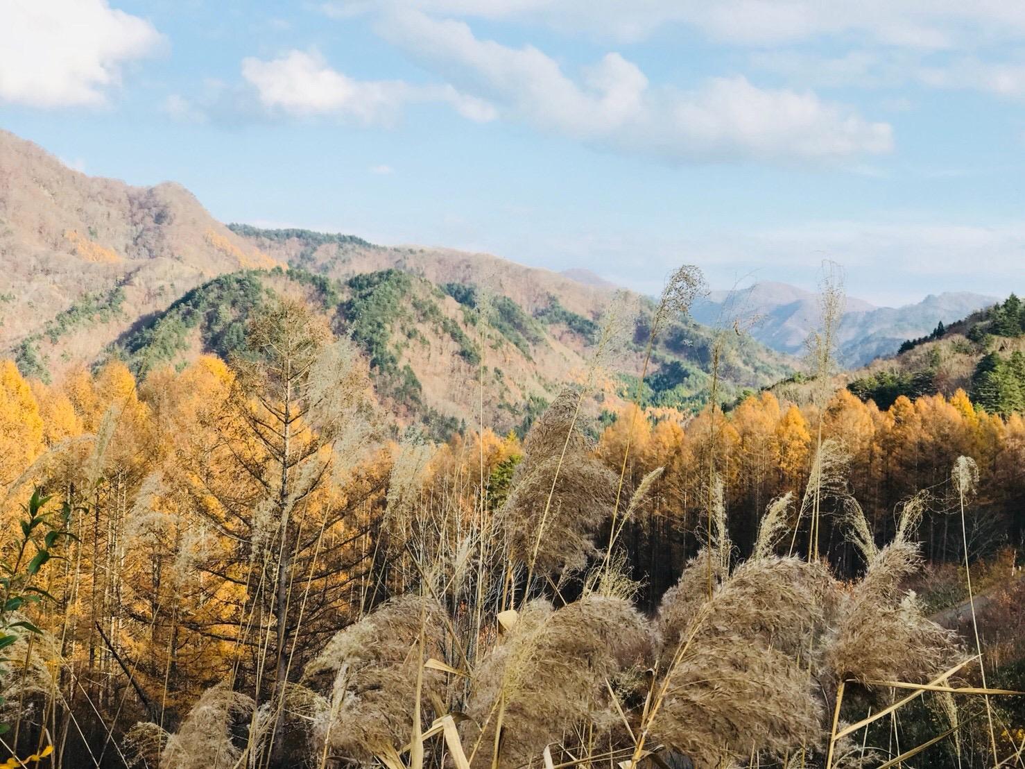福島県昭和村 撮影スポット