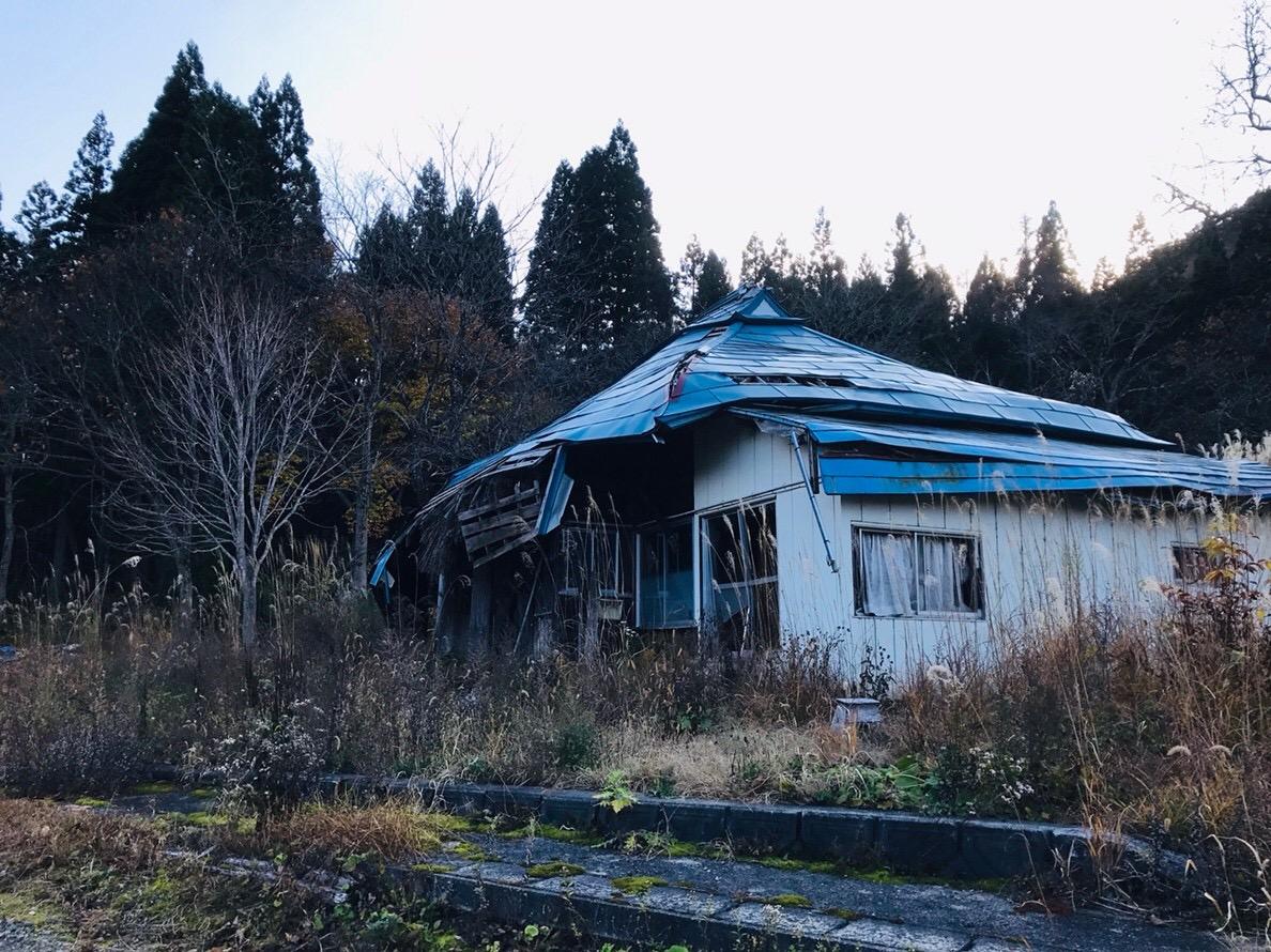 福島県昭和村 空き家 空き地