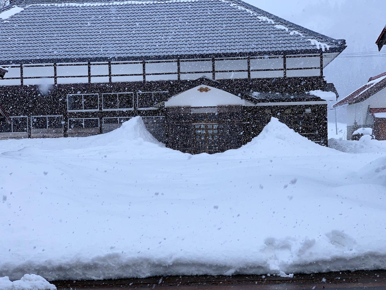 除雪作業のコツ