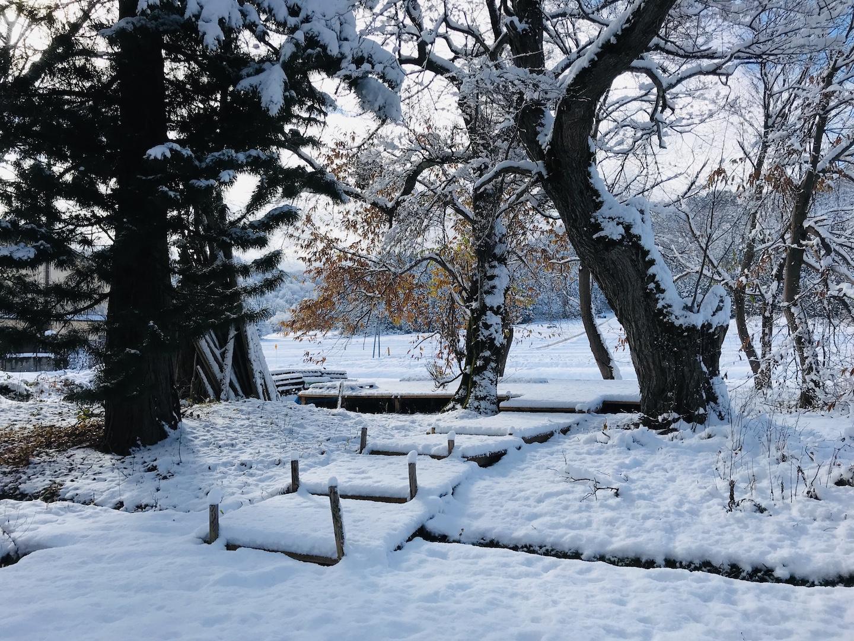 福島県の冬