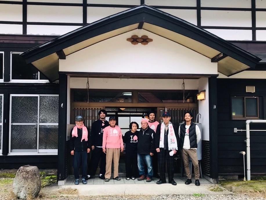 福島県とビームスのコラボ