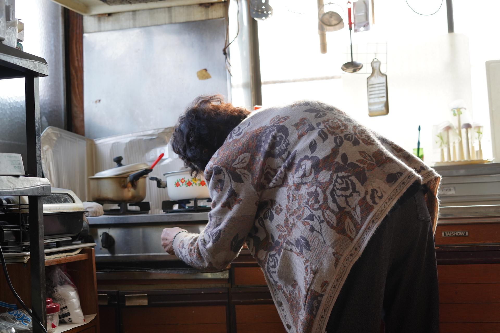 蕎麦がきの作り方