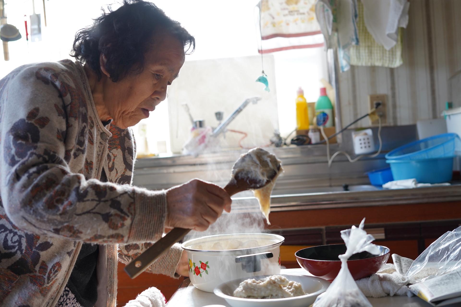 郷土料理の作り方