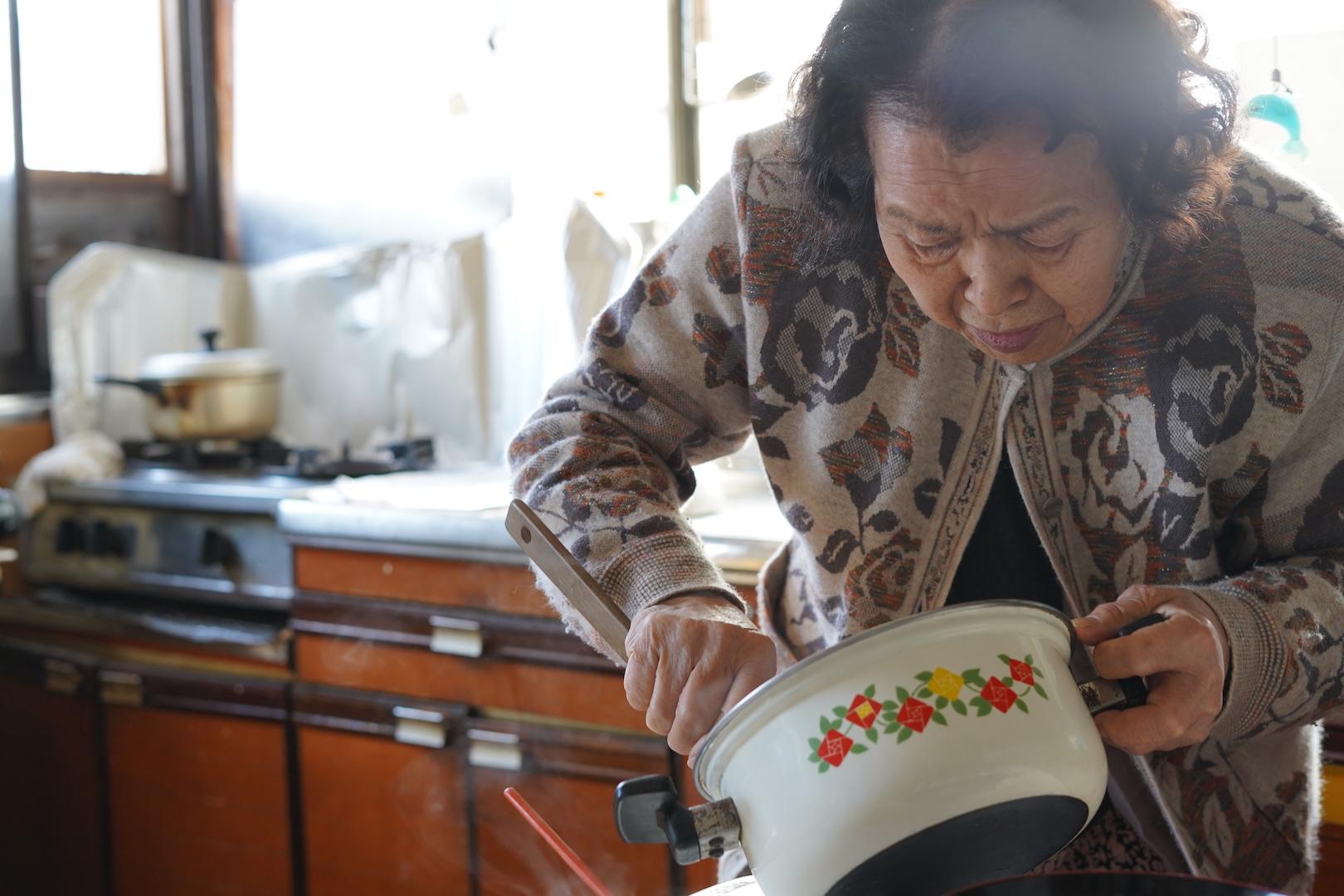 昭和村の郷土料理