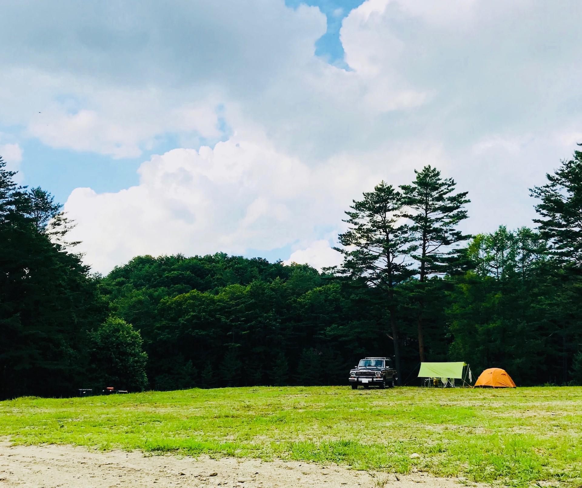 福島県のキャンプ場