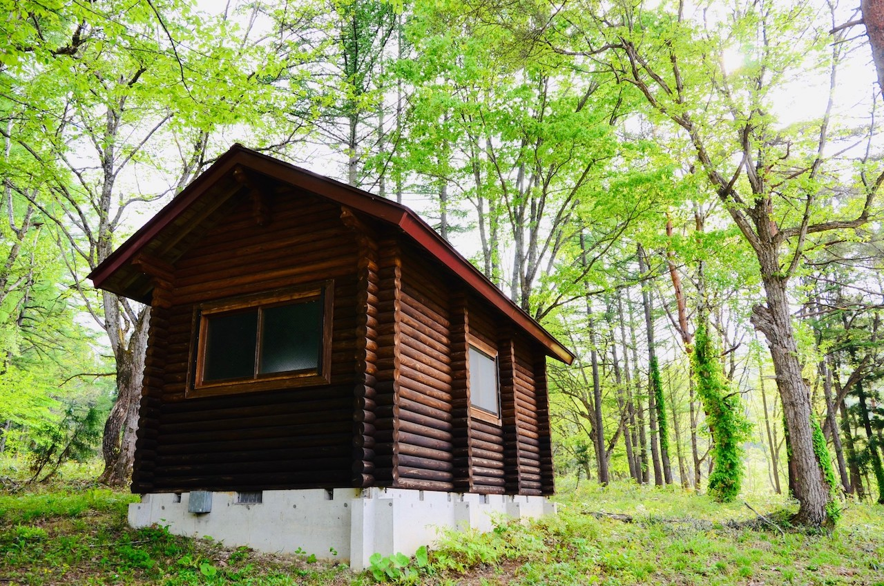 会津のキャンプ場