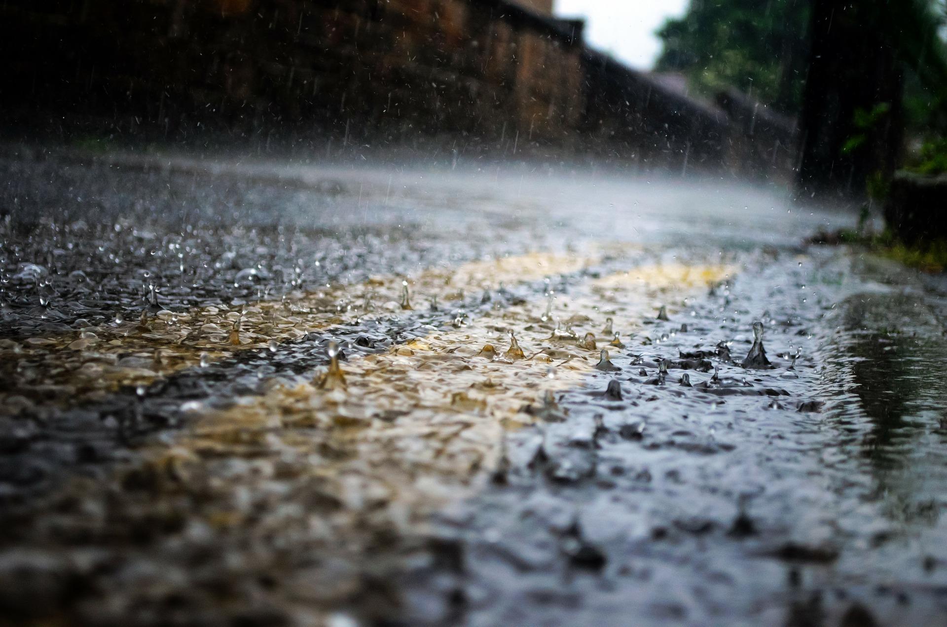 道路の排水性能