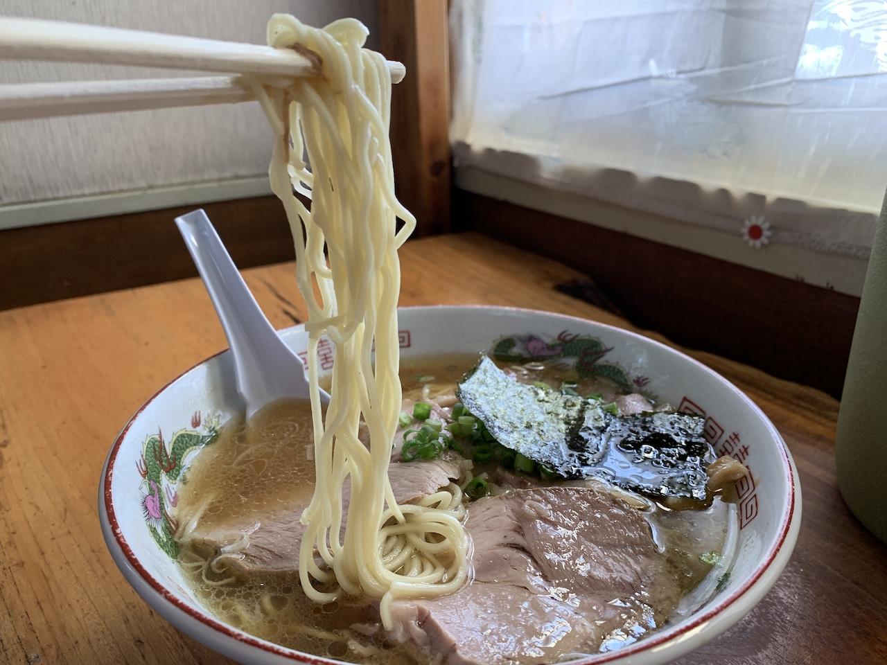 福島の美味しいラーメン