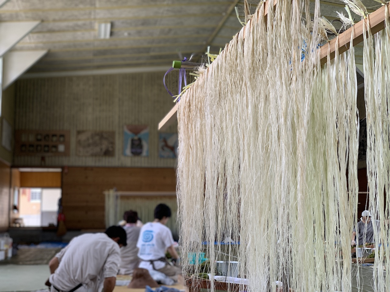 手作りの伝統工芸品