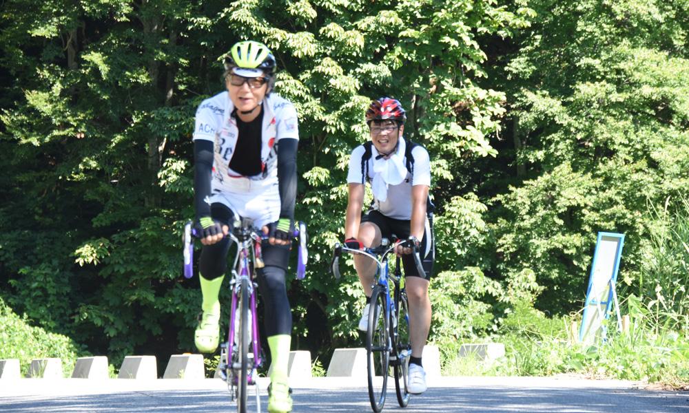 奥会津自転車