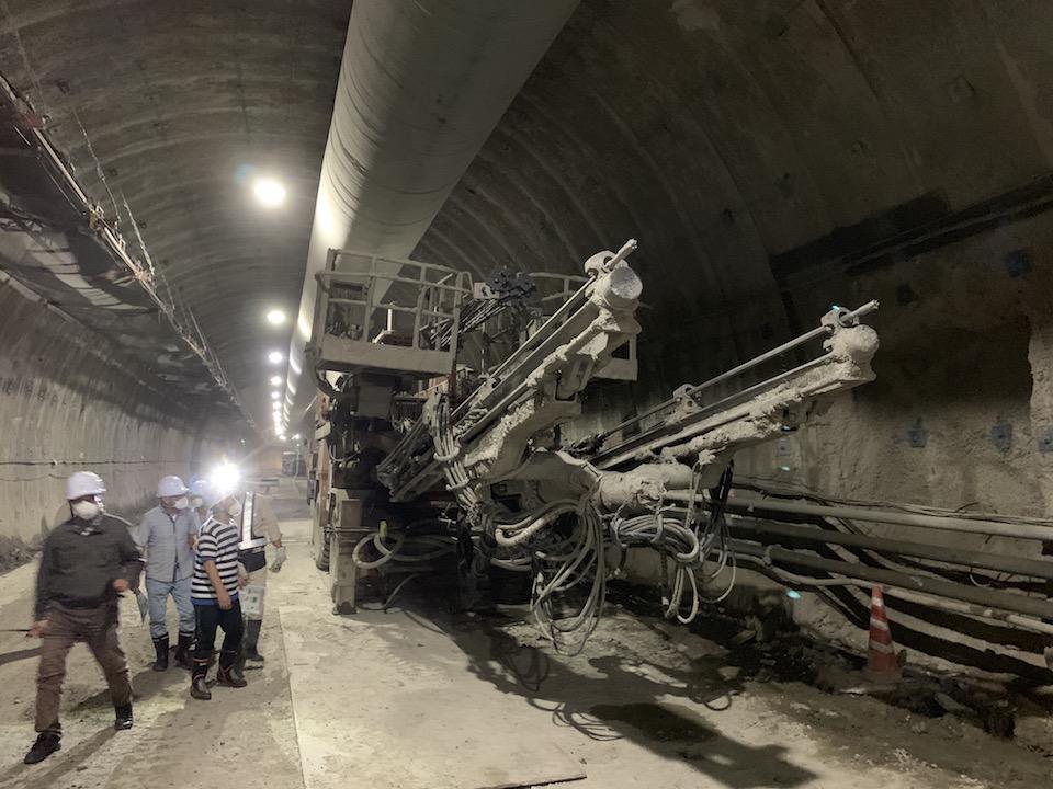 トンネルの作りかた