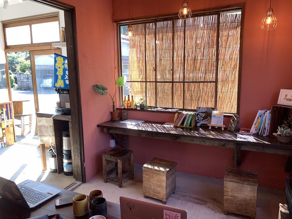 ゲストハウスひとときのカフェ&バー