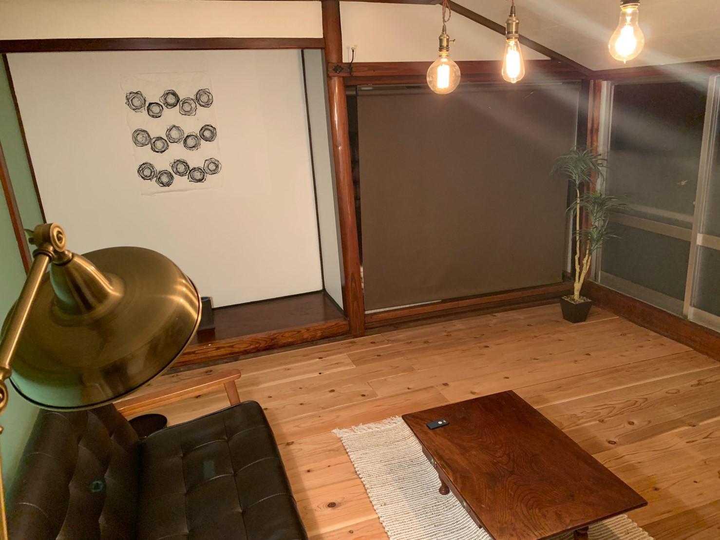 客室DIY