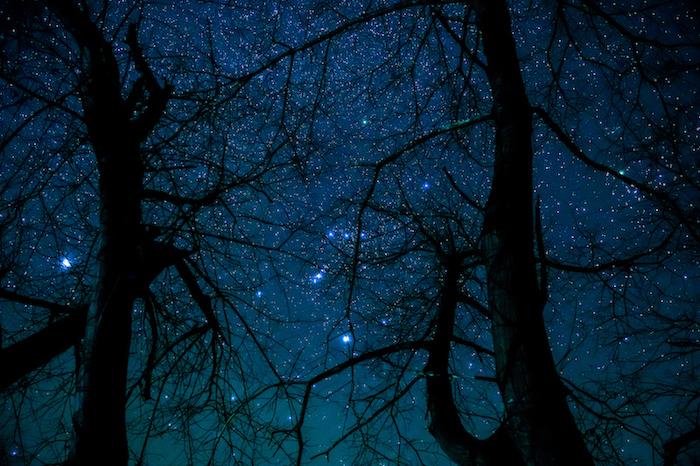 星空撮影の方法