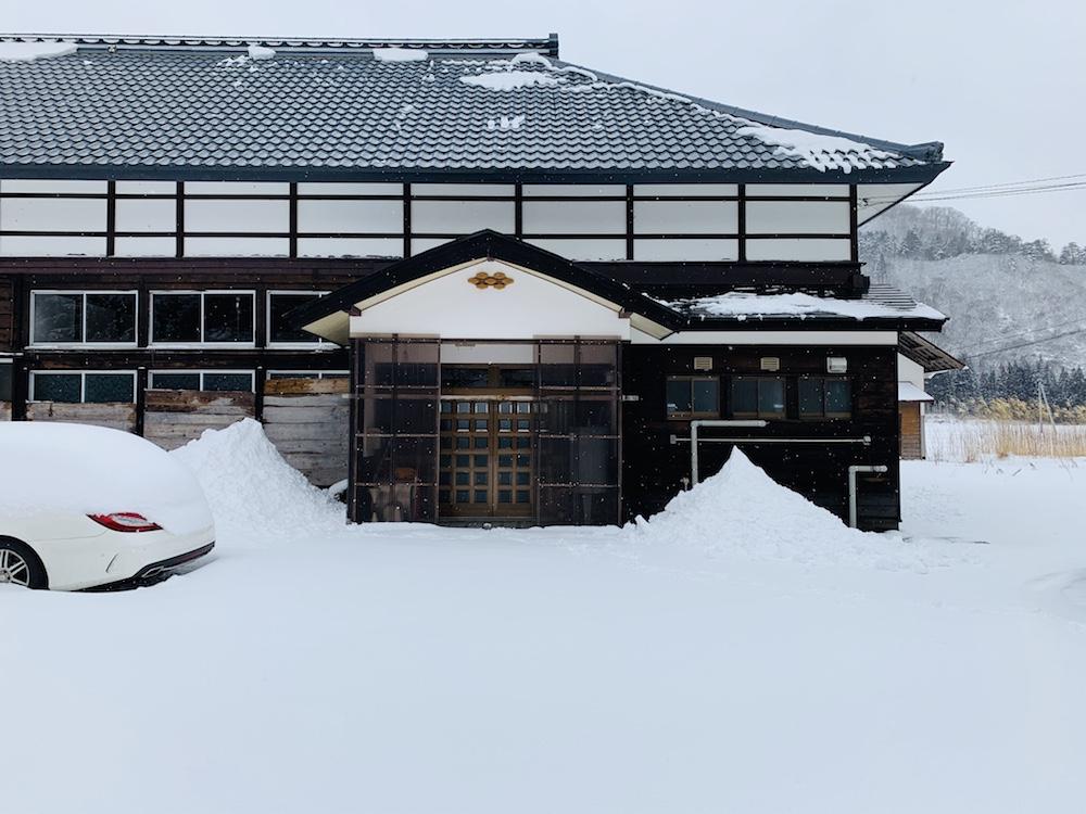 """暖冬の影響の東北地方"""""""""""