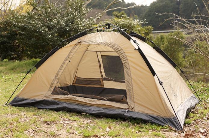 福島のキャンプ場