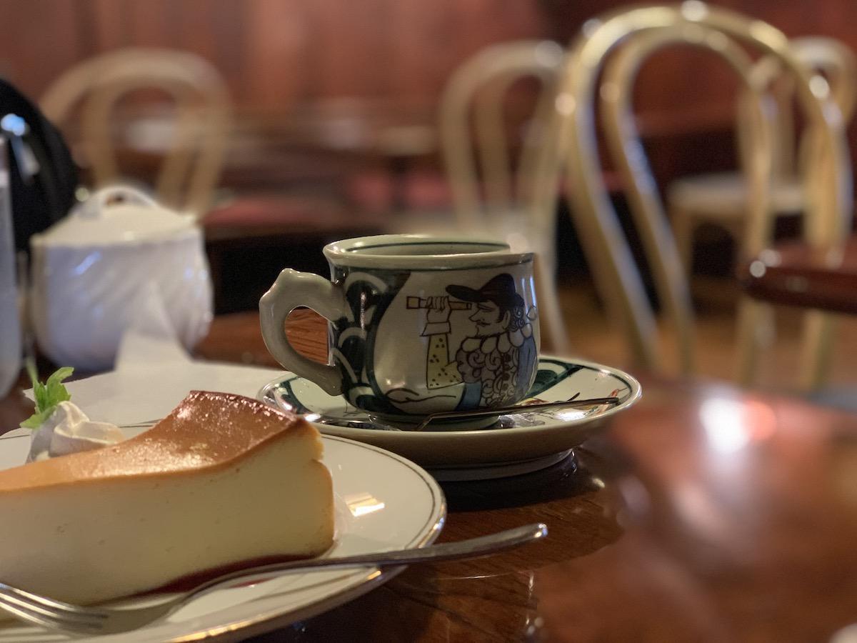 会津のカフェ