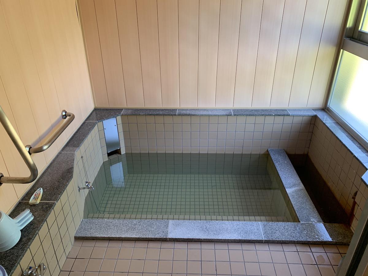 無料の温泉