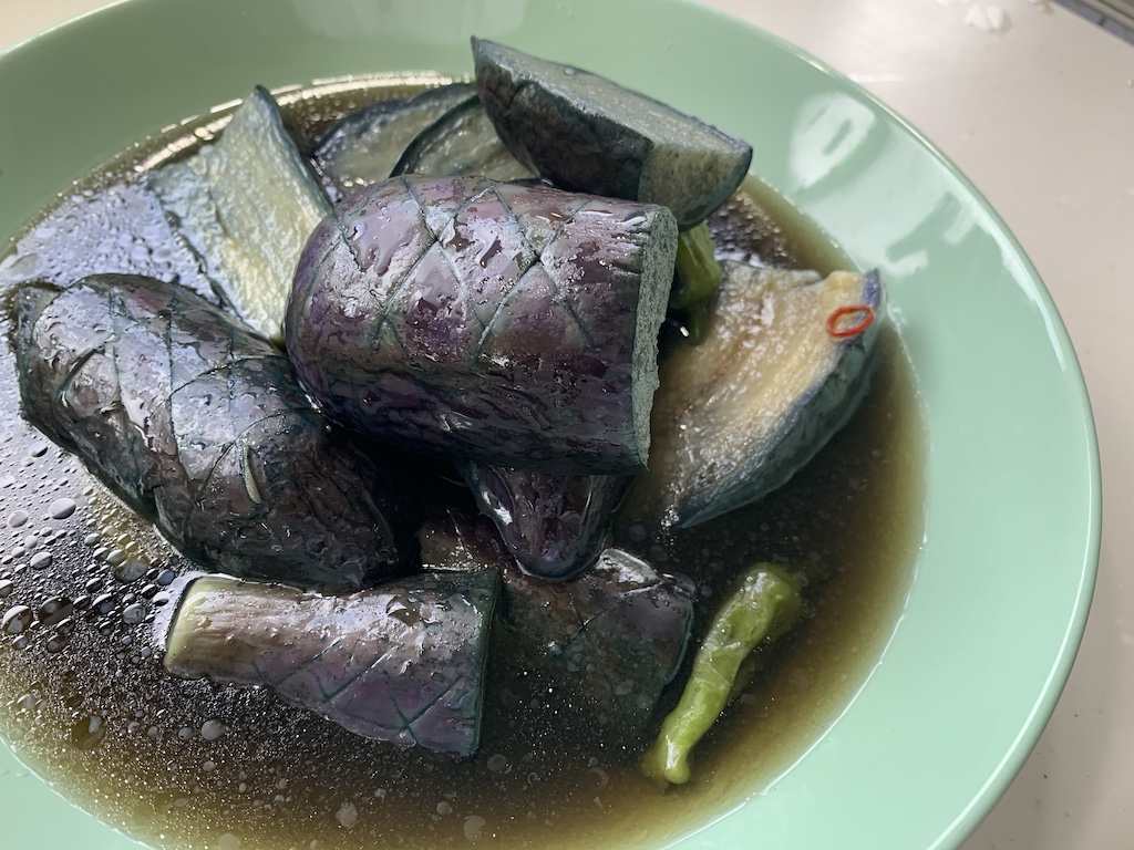 茄子レシピ