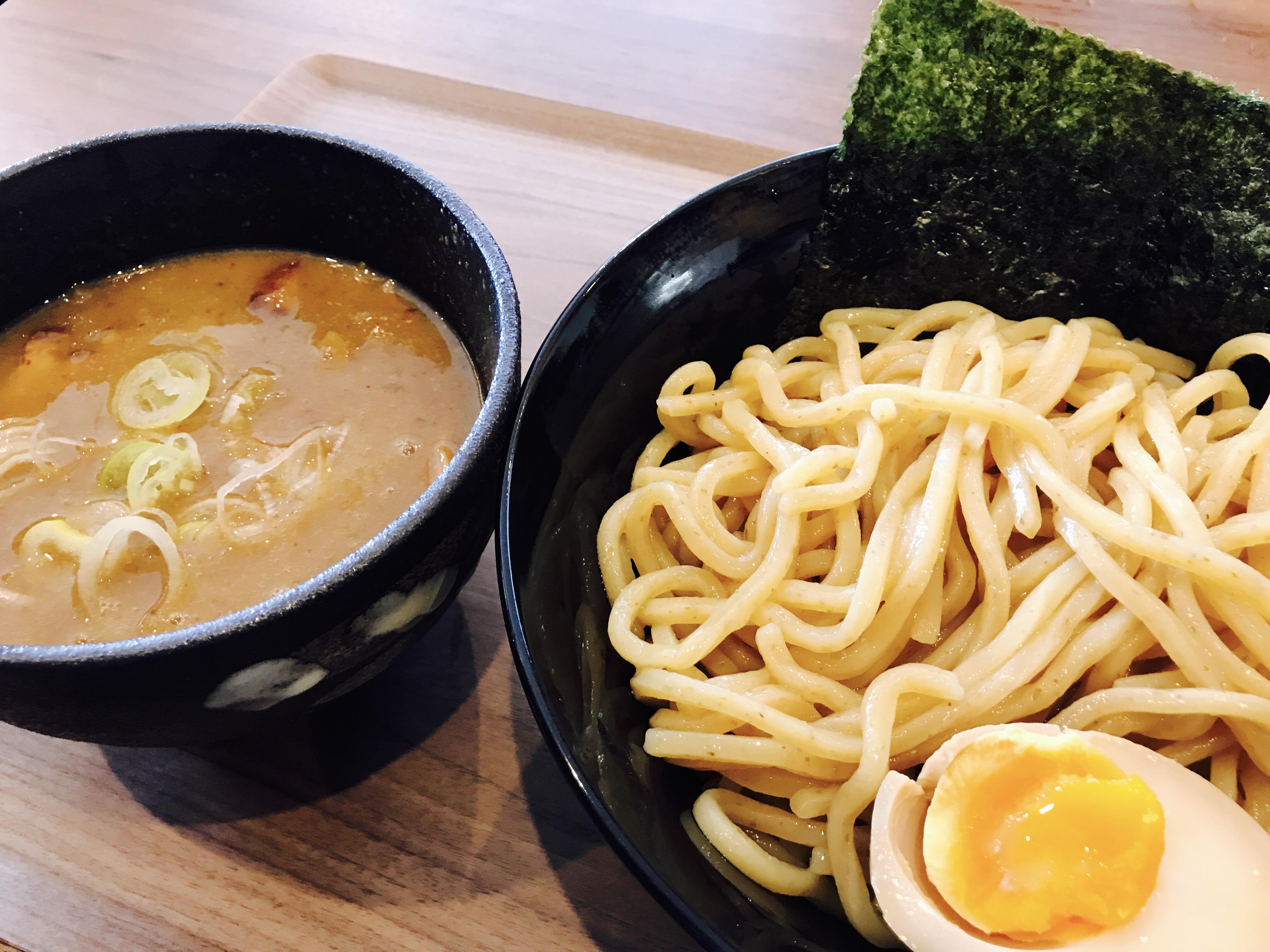 つけ麺 弐瓶(にかめ)