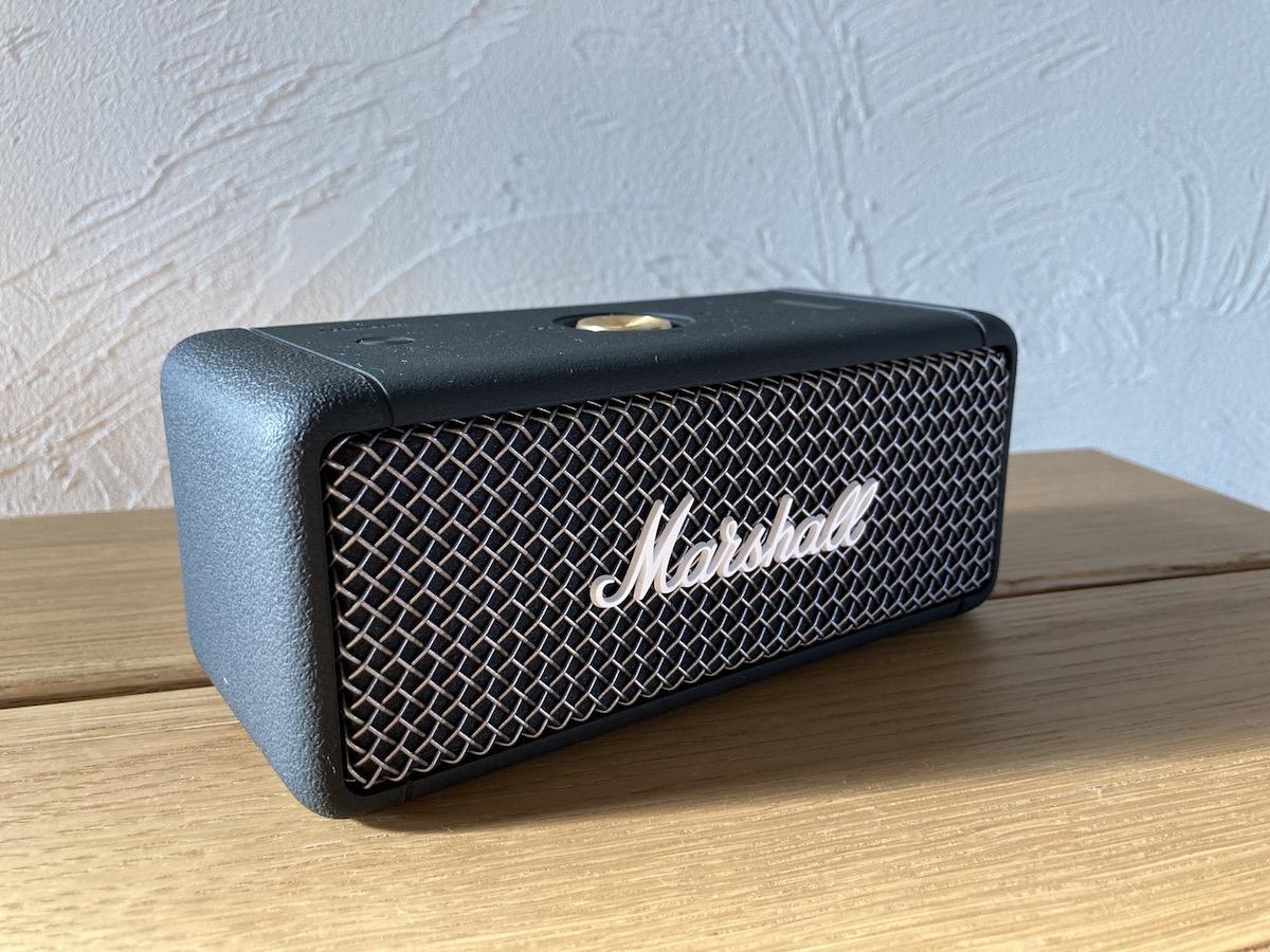 Marshallイズムを受け継ぐリッチなサウンド!気になる音量、音質は?