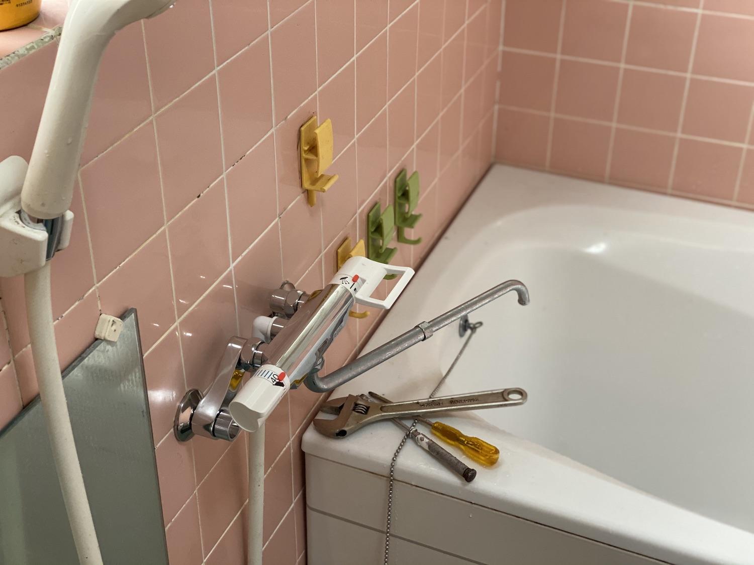 水漏れに注意! DIYの水栓交換作業は確実に!