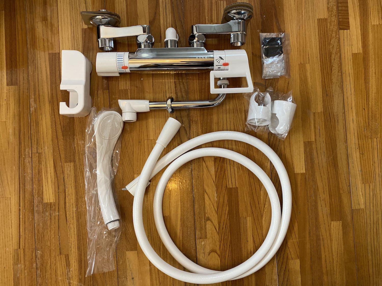ホームセンターで水栓金具を購入! 必要な道具を揃えて交換スタート!