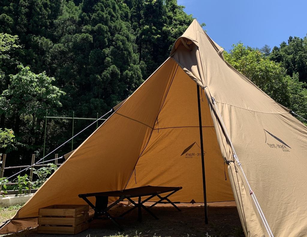 テンマクテント
