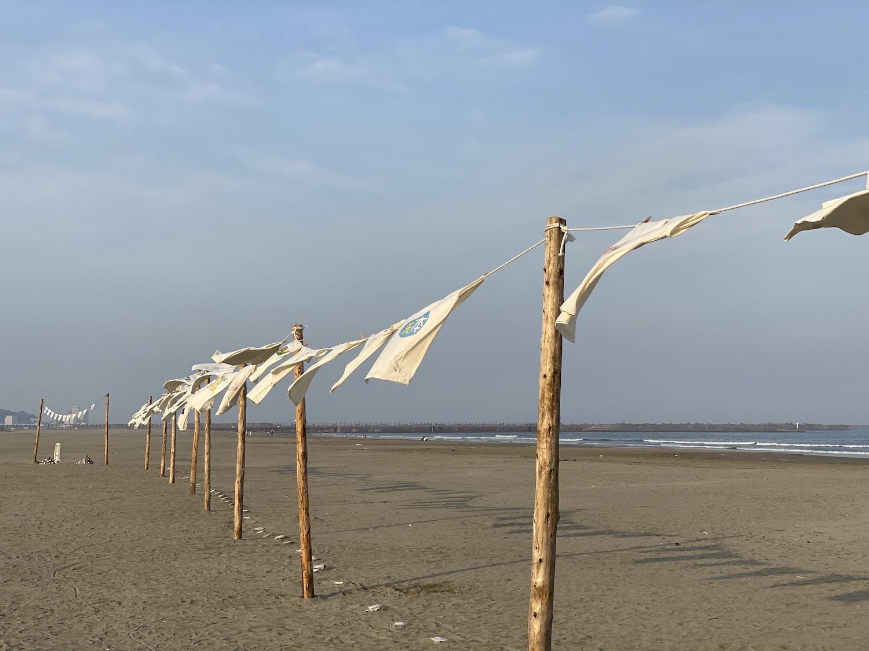 7月11日(日)は、5th Oarai Sun  Beach Craft Marketにてエクストラ展示!