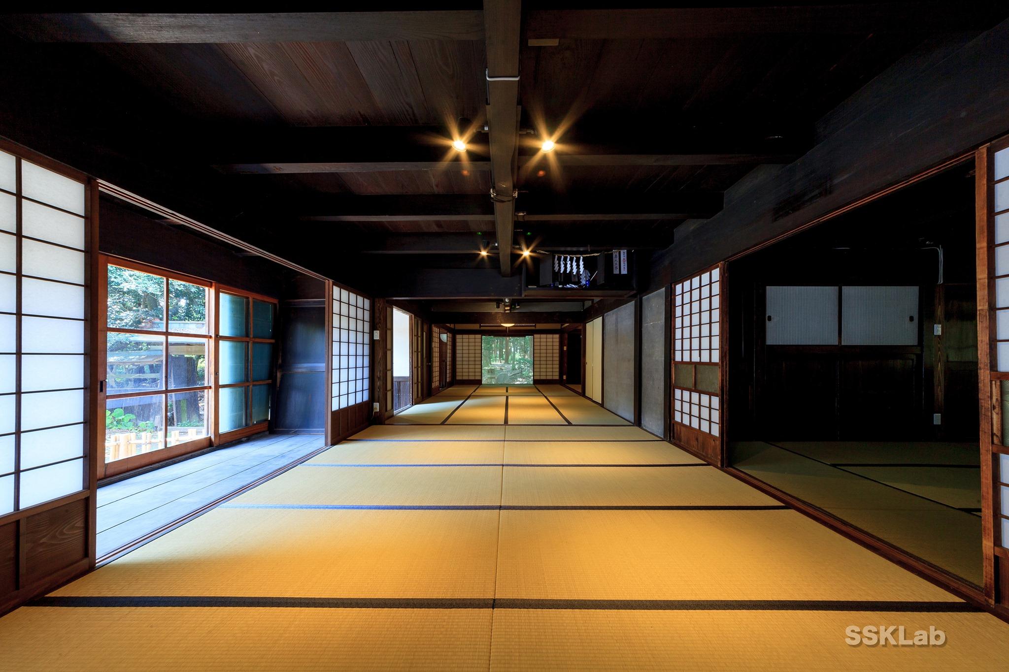 築150年超の古民家に広大なキャンプ場も開拓中! 茨城・古河市の「山川邸」に行って来た!