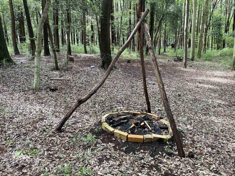 キャンプのスキルアップ!アウトドア教室。