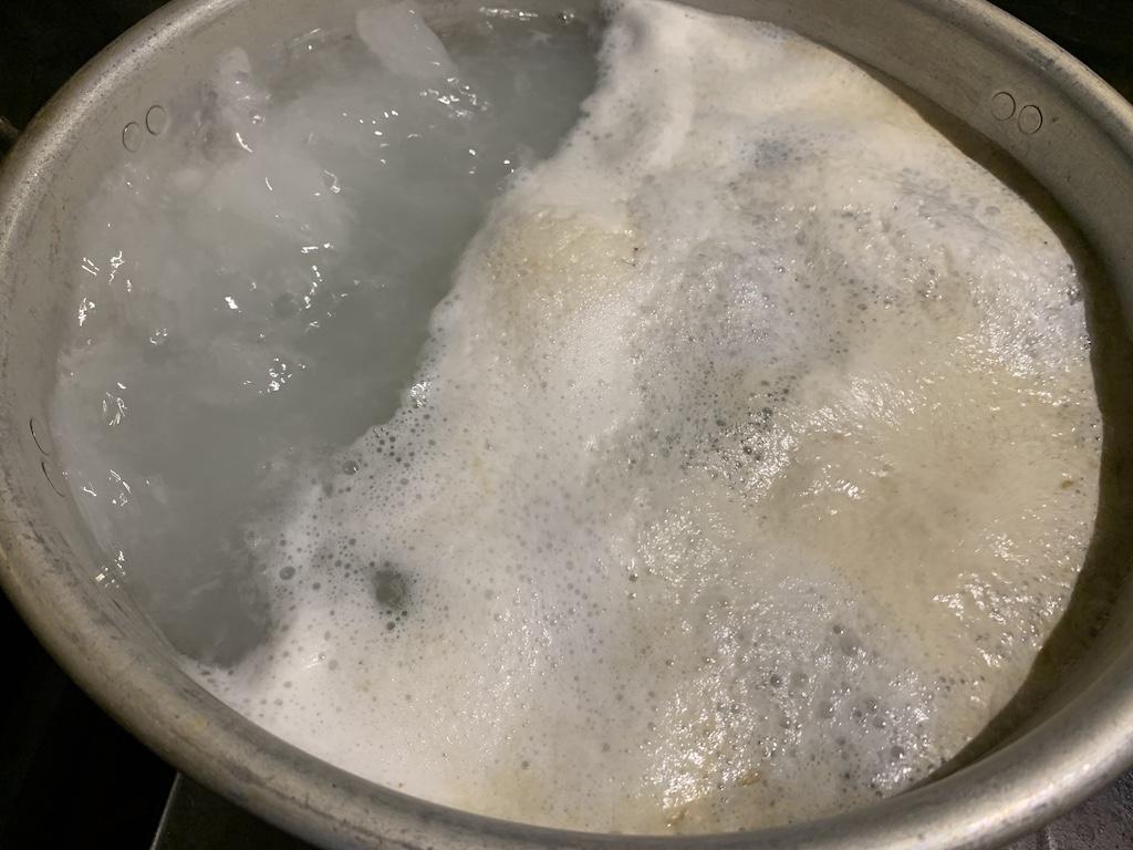 アウトドア炊飯